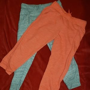 2 pairs of Old Navy Joggers